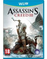 Assassin's Creed 3 (Wii U)  (New)