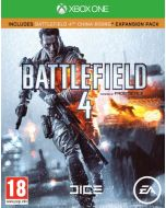 Battlefield 4 (Xbox One) (New)