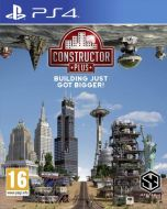 Constructor Plus (PS4) (New)
