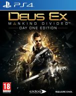 Deus Ex: Mankind Divided (Day One Edition) (PS4) (New)