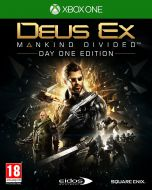 Deus Ex: Mankind Divided (Day One Edition) (Xbox One) New)