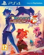 Disgaea 5: Alliance of Vengeance (PS4) (New)