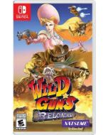 Wild Guns Reloaded (Nintendo Switch) (US Import) (New)