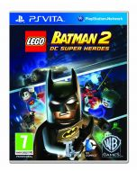 LEGO Batman 2 DC Super Heroes (PlayStation Vita) (New)