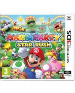 Mario Party Star Rush (3DS) (New)