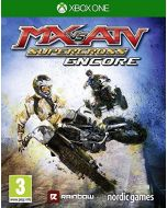 MX vs ATV Supercross Encore (Xbox One) (New)