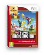 New Super Mario Bros Wii (Nintendo Selects) (Wii) (New)