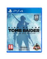 Rise of the Tomb Raider: 20 Year Celebration (PS4) (New)