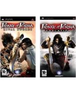 Prince of Persia Rival Swords And Revelation Double Pack (PSP) (New)