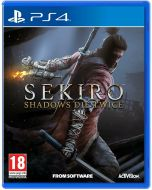 Sekiro Shadows Die Twice (PS4) (New)