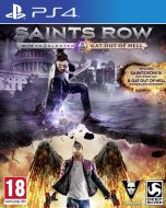 Saints Row IV Re-Elected & Gat Out Of Hell (PS4) (New)