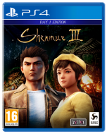 Shenmue III (Day One Edition) (PS4) (New)