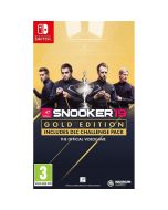 Snooker 19 Gold Edition (Nintendo Switch) (New)