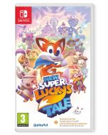 New Super Lucky's Tale (Code in Box) (Switch) (New)