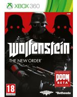 Wolfenstein The New Order (Xbox 360) (New)