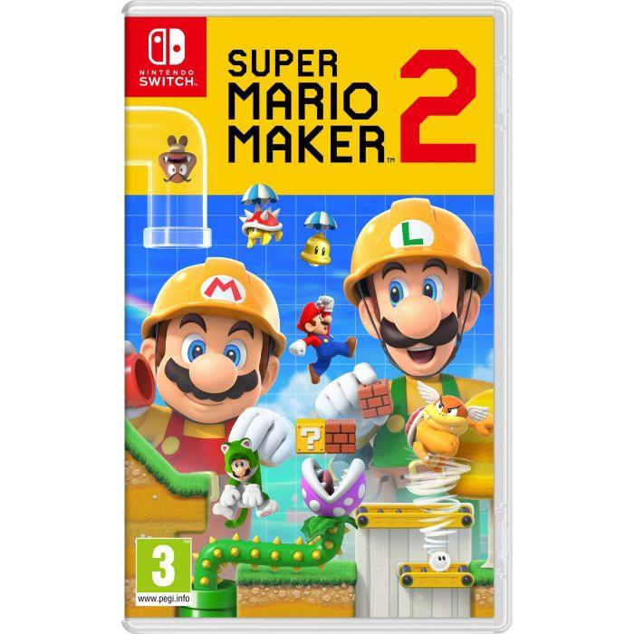 Super Mario Maker 2 (Switch) (Italian Import) (New)