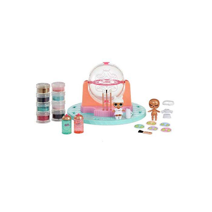 L.O.L. Surprise! 556299 L.O.L. Surprise DIY Glitter Station, Multicolour (New)