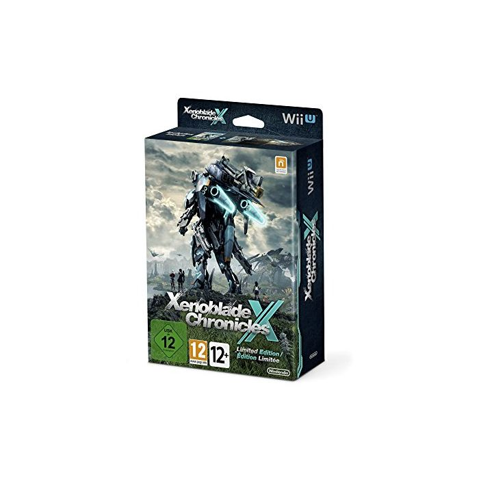 Xenoblade Chronicles X (Limited Edition) (Wii U) (New)