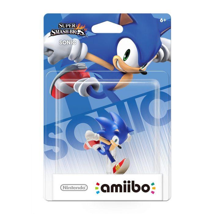 Sonic No.26 amiibo (Nintendo Wii U/3DS) (New)