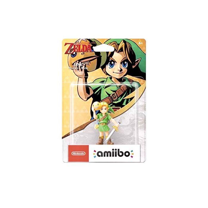 Majoras Mask Link Amiibo - TLOZ Collection (Nintendo Switch/3DS/Wii U) (New)