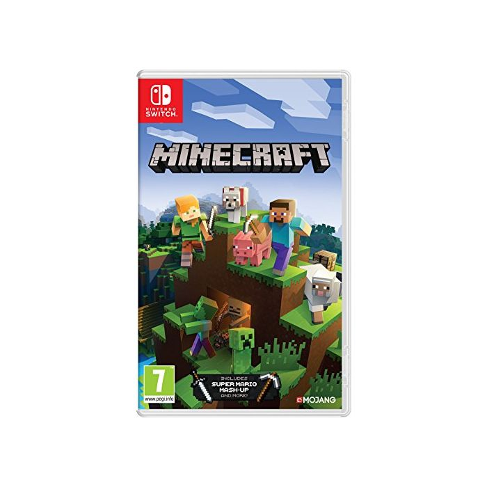Minecraft (Nintendo Switch) (Preowned)