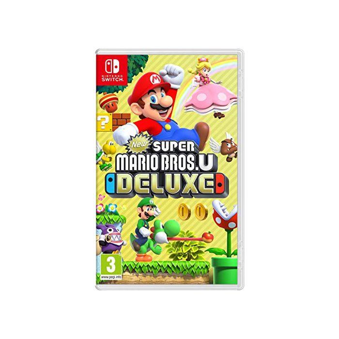 New Super Mario Bros. U Deluxe (Nintendo Switch) (New)