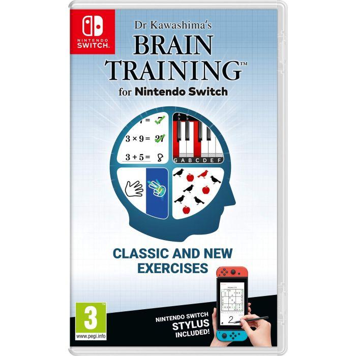 Dr Kawashima's Brain Training (Nintendo Switch) (New)