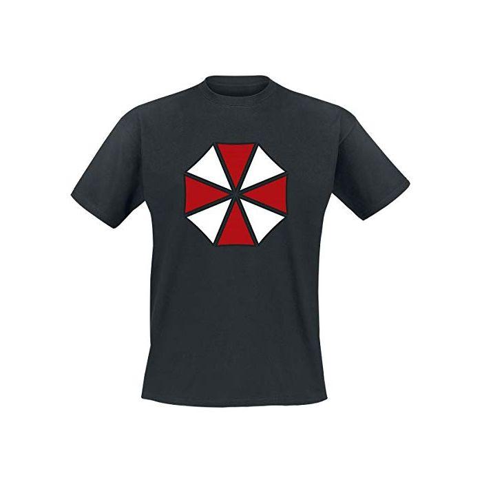Resident Evil Umbrella Corp. - Logo T-Shirt Black XL (New)
