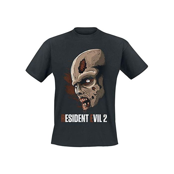 Resident Evil 2 - from The Shadows T-Shirt Black XXL (New)