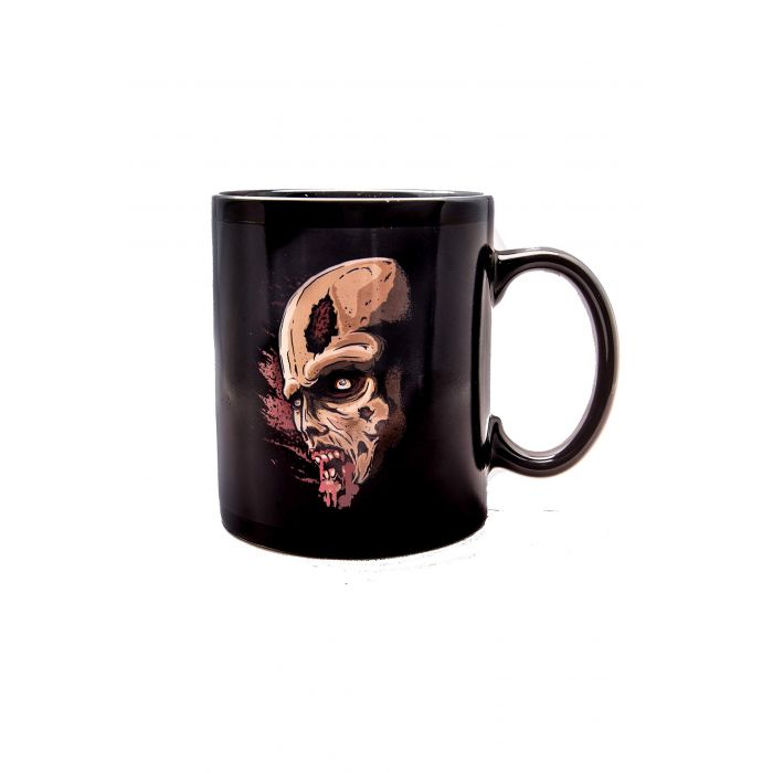 Resident Evil 2 Zombie Heat Changing Mug (New)