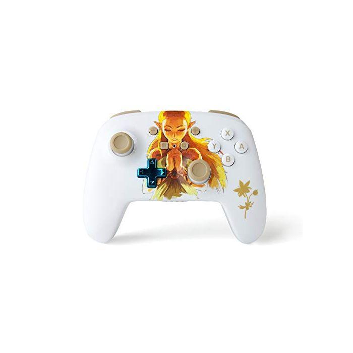 Nintendo Switch Enhanced Wireless Controller/Gamepad - Princess Zelda (New)