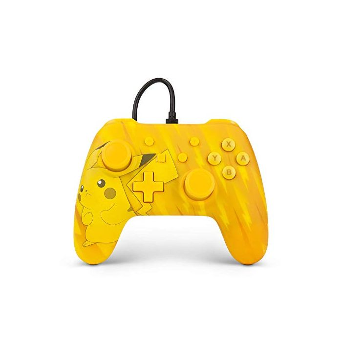 Wired Officially Licensed Controller For Nintendo Switch - Pokemon (New)