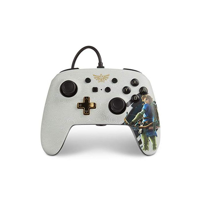 Enhanced Wired Controller For Nintendo Switch - Link (New)