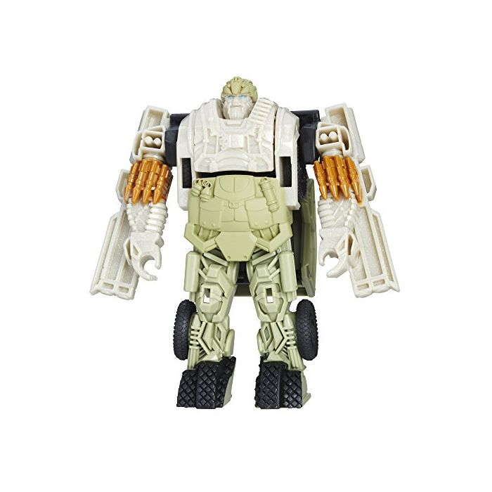 Transformers: The Last Knight 1-Step Turbo Changer Autobot Hound (New)