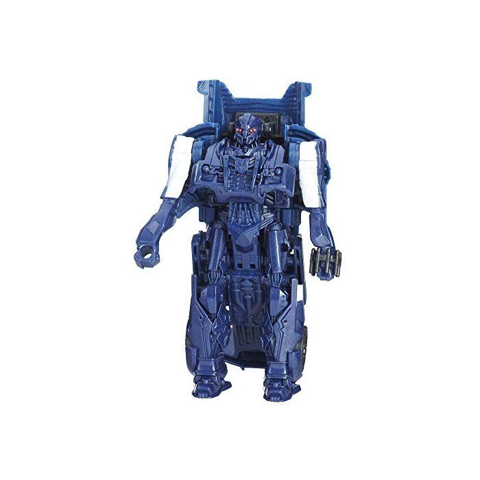 Transformers: The Last Knight 1-Step Turbo Changer Cyberfire Barricade (New)