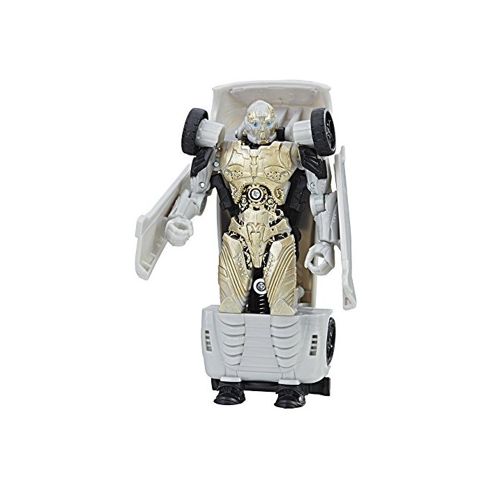 Transformers The Last Knight 1-Step Turbo Changer Cogman (New)