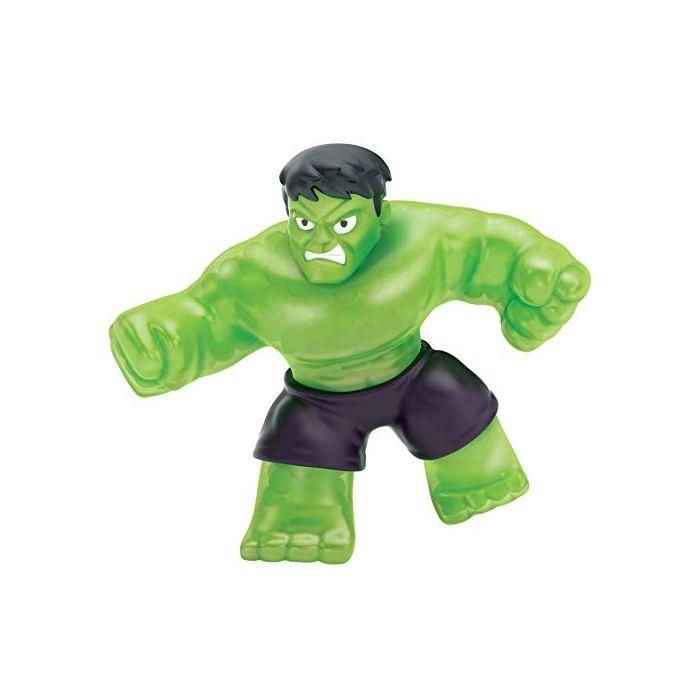 Heroes of Goo Jit Zu 41055 Superheroes-Hulk, Multicolor (New)