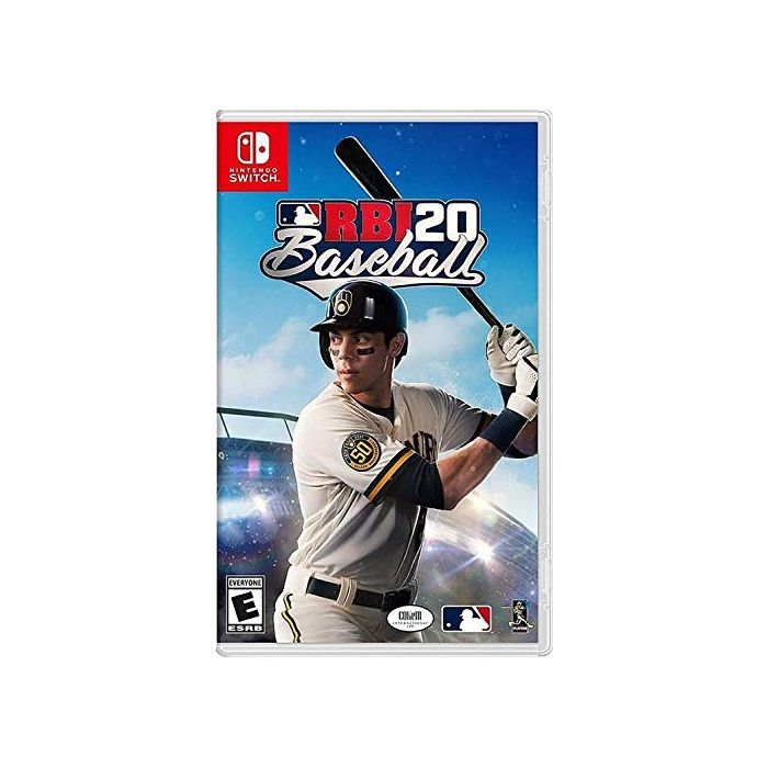 RBI Baseball 2020 (US Import) (Switch) (New)
