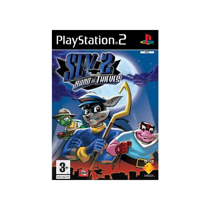 Sly 2: Band of Thieves (PS2) (New)