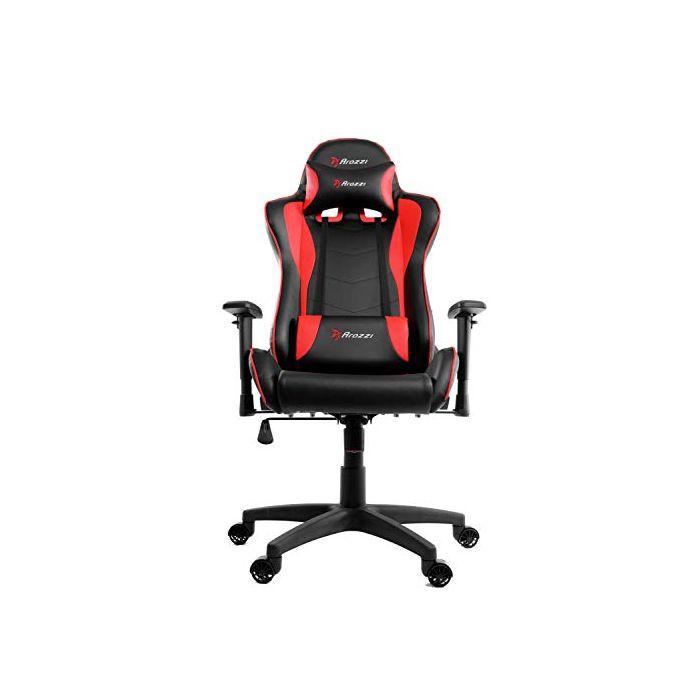 Arozzi Mezzo V2 Gaming Chair - Red (New)