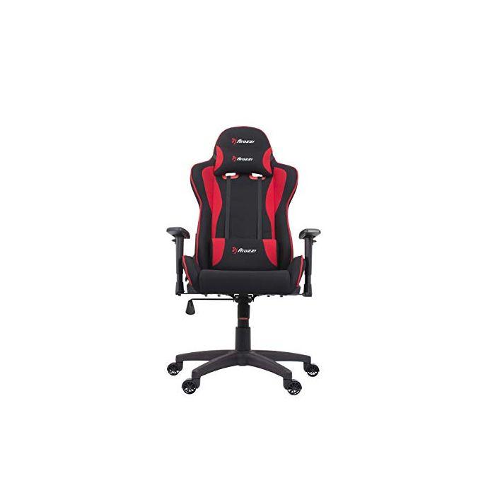 Arozzi Mezzo V2 Gaming Chair - Fabric - Red (New)