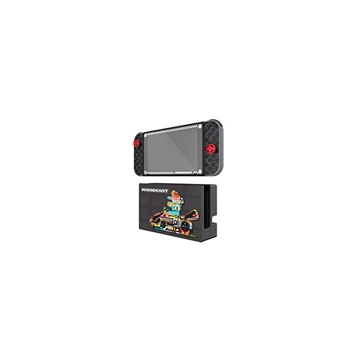 Nintendo Switch Mario Kart Play & Protect Screen Protection & Skins by PDP (New)