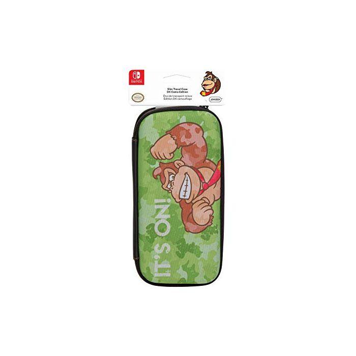 Switch Slim Travel Case - DK Camo Edition (Nintendo Switch) (New)