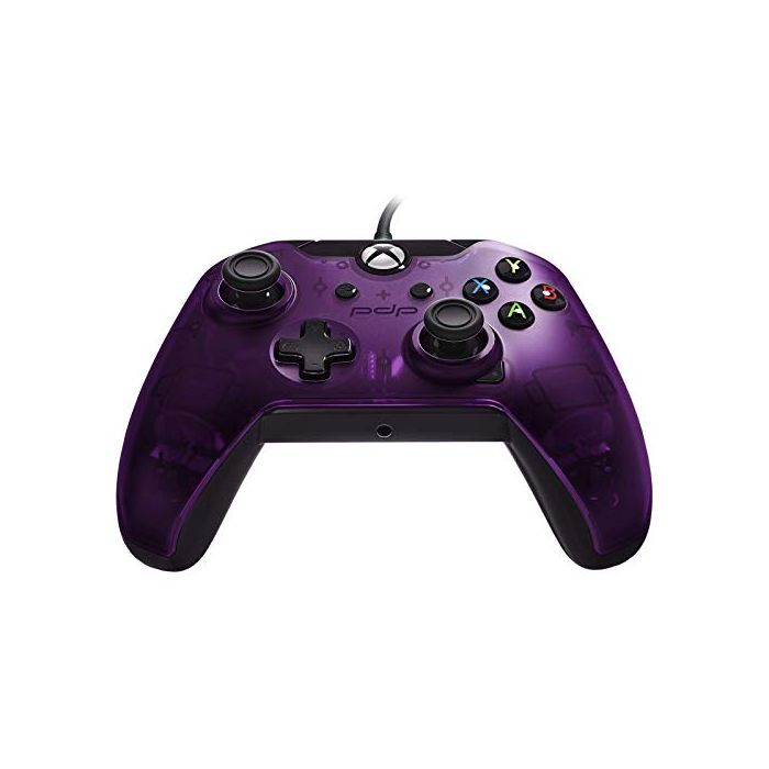 PDP Wired Controller Purple (Xbox One) (New)