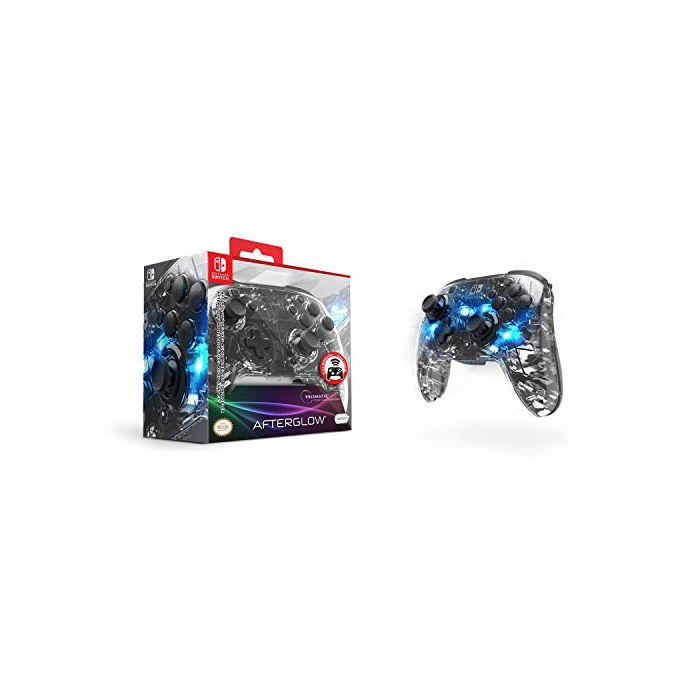Afterglow Wireless Deluxe Controller (Switch) (New)