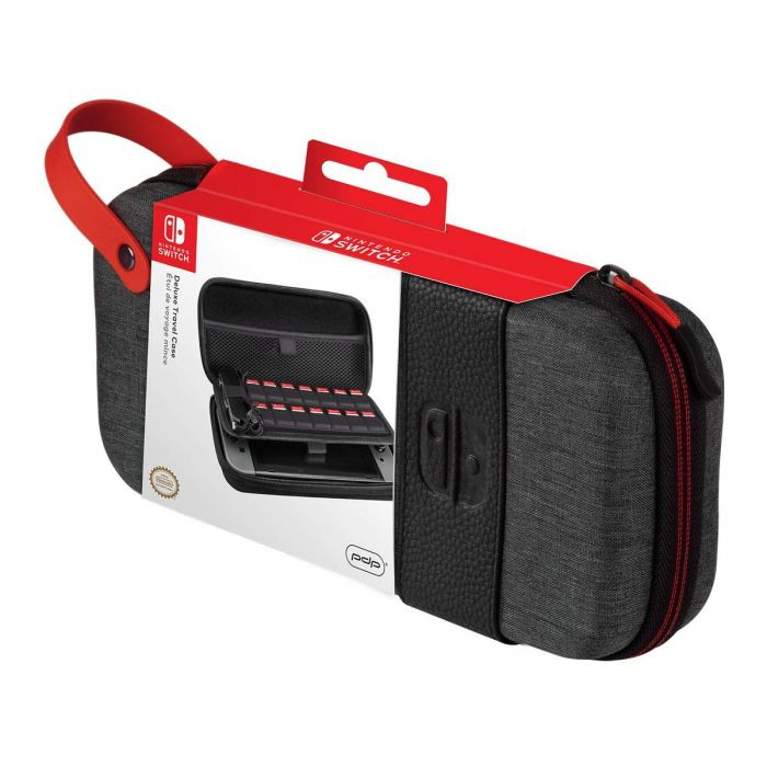 Official Switch Deluxe Travel Case - Elite Edition (Switch) (New)