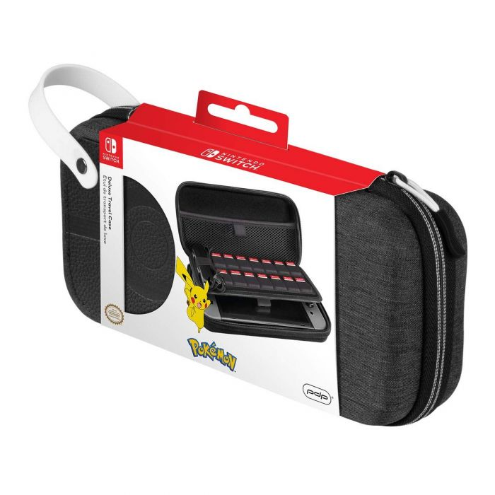 PDP Official Switch Deluxe Travel Case (Pokeball Elite Edition) (Switch) (New)