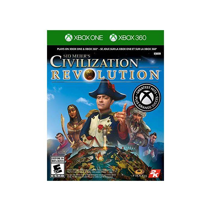Civilization Revolution (Xbox 360) (US Import) (New)