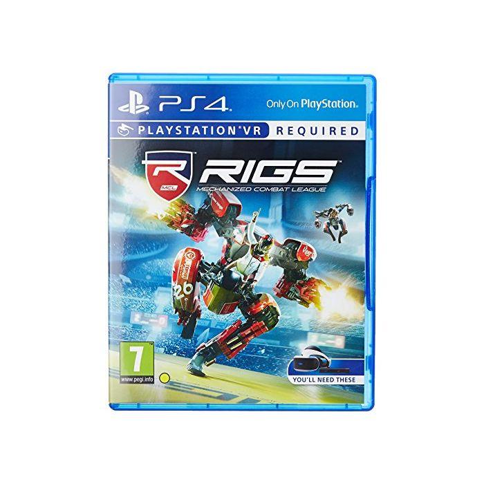 Rigs Mechanized Combat League (PSVR/PS4) (New)