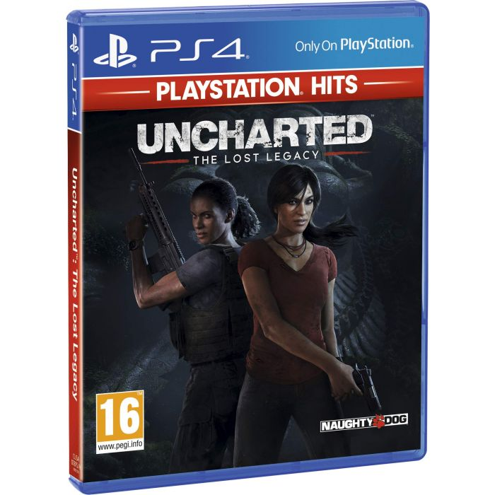 Uncharted: The Lost Legacy PlayStation Hits (PS4) (New)